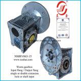 Nmrv 시리즈 알루미늄 벌레 감소 변속기 Motovario 같이 Nmrv 050 벌레 변속기