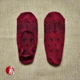 Die vorzügliche Stickerei, die für Frauen populär ist, kleiden unsichtbare Socke