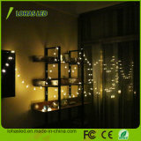 80のLEDの地球のクリスマスの装飾のための暖かい白LEDストリングライトを防水しなさい
