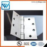 Hardware d'acciaio della cerniera della finestra della cerniera di portello con l'UL