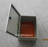 Caixa elétrica do metal da montagem do painel de comando/parede