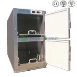 Ysstg0101 modelo uno mejor precio de la puerta de refrigerador Morgue de medicina