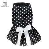 Cute Polka Dot robe de chien chien Vêtements chien confortable jupe Robe pet