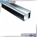 Profil de polissage en aluminium de porte de douche