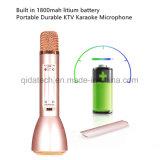 Radio de Bluetooth del micrófono del Karaoke del teléfono móvil