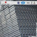 Ss400 barre plate striée laminés à chaud pour le râpage