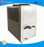 refrigeratore di acqua raffreddato aria del glicol del compressore del rotolo 10HP per il serbatoio del fermentatore