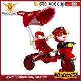 Triciclo de crianças da venda/bicicleta/passeio do bebê no carro 3wheels para India
