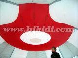 Уникальная конструкция надувной купол палатка, надувные UFO крестовина палатка K5116