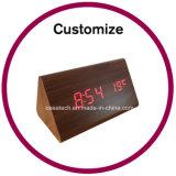 Tabela engraçado relógio de alarme digital LED