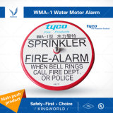 화재 살수 장치를 위한 Tyco WMA-1 유형 물 모터 물뿌리개 경보