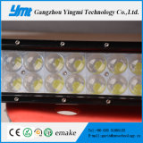 트럭을%s 단 하나 줄 LED 크리 사람 칩 LED 표시등 막대