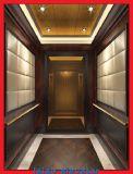 Handelsgebäude-Höhenruder-Passagier-Aufzug mit kleinem Maschinen-Raum