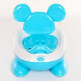 Toilette matérielle portative de bébé de gosses d'enfants de l'urinal pp