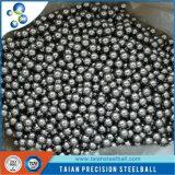 """40mm 5/8 """" bille d'acier au chrome de G40 AISI52100 des excavatrices pour de pivotement de boucle roulement/de roulement à rouleaux/roue"""