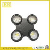 4PCS*100W 400W PFEILER LED Blinder-Licht des Stadiums-Beleuchtung-Studio-Lichtes