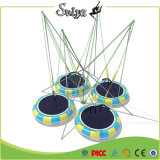 Cer zugelassene Qualitäts-im Freienfederelement-Trampoline für Kinder und Erwachsene
