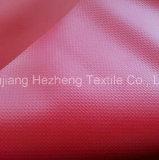 tessuto impermeabile della tela incatramata del PVC del poliestere 500d per il sacchetto asciutto esterno