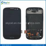 Samsung S3の置換のためのI9300 LCDのタッチ画面の計数化装置アセンブリ