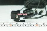 Modelo dual de la cámara del coche de la lente HD: Cam-612