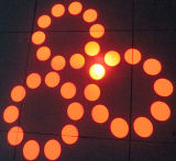 90W 4in1 RGBW LED 반점 이동하는 맨 위 빛