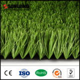 De Natuurlijke Kunstmatige Tapijten van uitstekende kwaliteit van het Gras voor het Stadion van de Voetbal