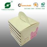 Горячие картонные коробки торта надувательства