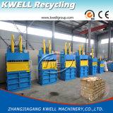 Machine hydraulique verticale de presse de bouteille d'animal familier
