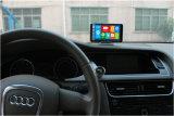 Auto 5 Zoll GPS-intelligente Doppelkamera DVR Dashcam