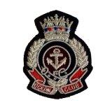 Kentekens van de Blazer van het Leger van het borduurwerk de Britse Koninklijke Militaire