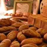 [إيك] لوح مخبز تجاريّة فرن دوّارة ([زمز-32د])