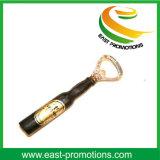 Apri in lega di zinco della bottiglia da birra con il marchio su ordinazione