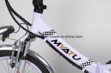 Ciudad china Ebike del nuevo estilo con el marco de aluminio Ys-F0720