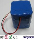 Batería solar del fosfato del hierro del litio de la luz 12V 7.2ah
