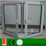 Современный дизайн алюминиевого профиля дверная рама перемещена окно с закаленным стеклом