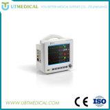 Monitor paciente portable usado hospital del nuevo equipamiento médico