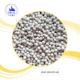 Fosfato Diamonical agrícola Mapa de fertilizantes fosfatados Granular