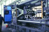 可変的な省エネ155tonの射出成形の機械装置