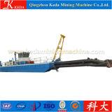 Vollkommener Qualitätsscherblock-Absaugung-Bagger mit SGS für den Export