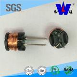 Induttore Wirewound di potere di memoria del timpano/tipo radiale induttore con RoHS