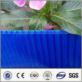 Hoja hueco de la PC del policarbonato 3.0mm-17.8m m de la Gemelo-Pared
