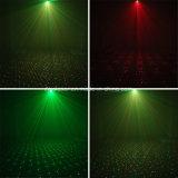 Os lasers ao ar livre IP65 Waterproof as luzes de Natal do laser do projetor do laser de controle remoto