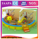 すばらしいジャングルの主題の子供の運動場装置(QL-16-8)
