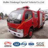 camion dei vigili del fuoco Euro3 della gomma piuma di 4tons Dongfeng Duolika