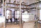 El sistema CIP semiautomático para limpiar las máquinas y Pipline