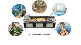 3D Glas/Ceramiektegels/de UV Flatbed Printer van het Porselein