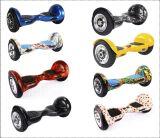 10 pulgadas Auto-Equilibrio eléctrico bluetooth Vespa dos ruedas pintada Hoverboard Vespa