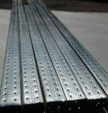 De buigende Verbindingsstukken van het Aluminium van het Type voor het Isoleren van Glas