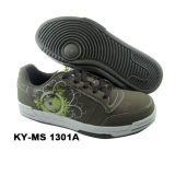 De Toevallige Schoenen van de Mensen van de manier, de Schoenen van het Skateboard, de Schoenen van Sporten