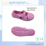 Chaussures quatre-saisons d'EVA, chaussures plates de santals de femme avec des couleurs multi pour le choix